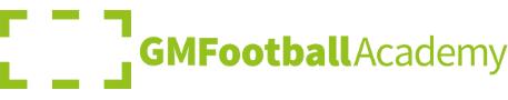 logo gm football academy
