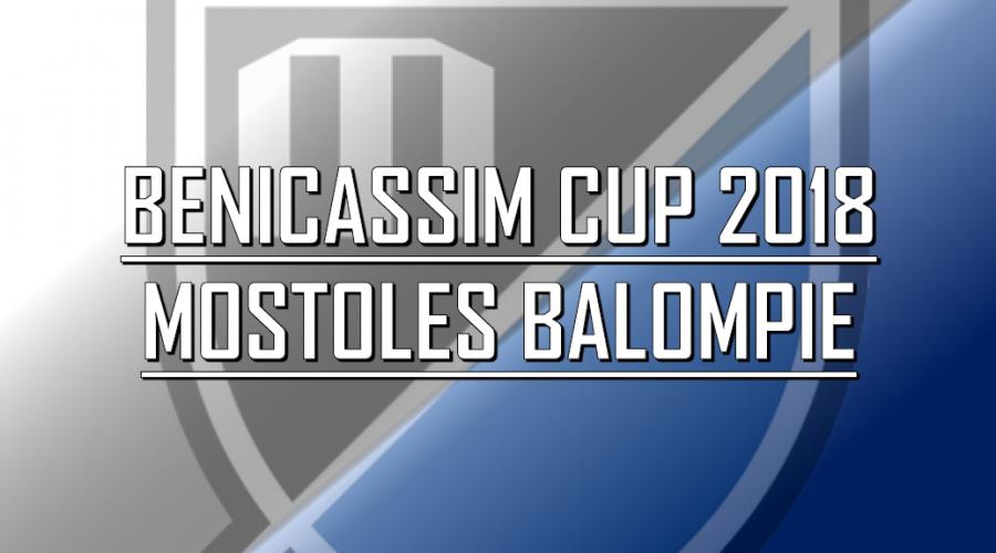 El Móstoles Balompié participará en la Benicassim Cup 2018