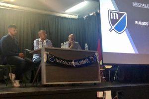 El Móstoles Balompié presentó el nuevo proyecto deportivo