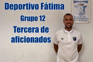 El Deportivo Fátima jugará en el Grupo 12 de la Tercera de Aficionados