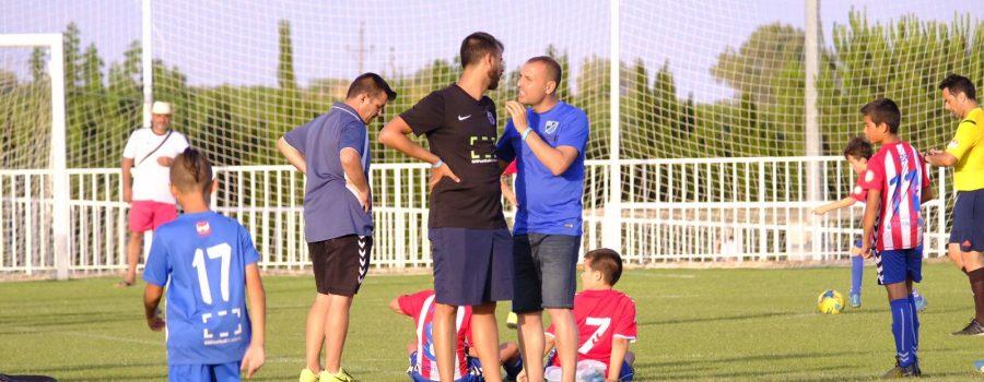 GM Football Academy renueva su patrocinio con el Móstoles Balompié