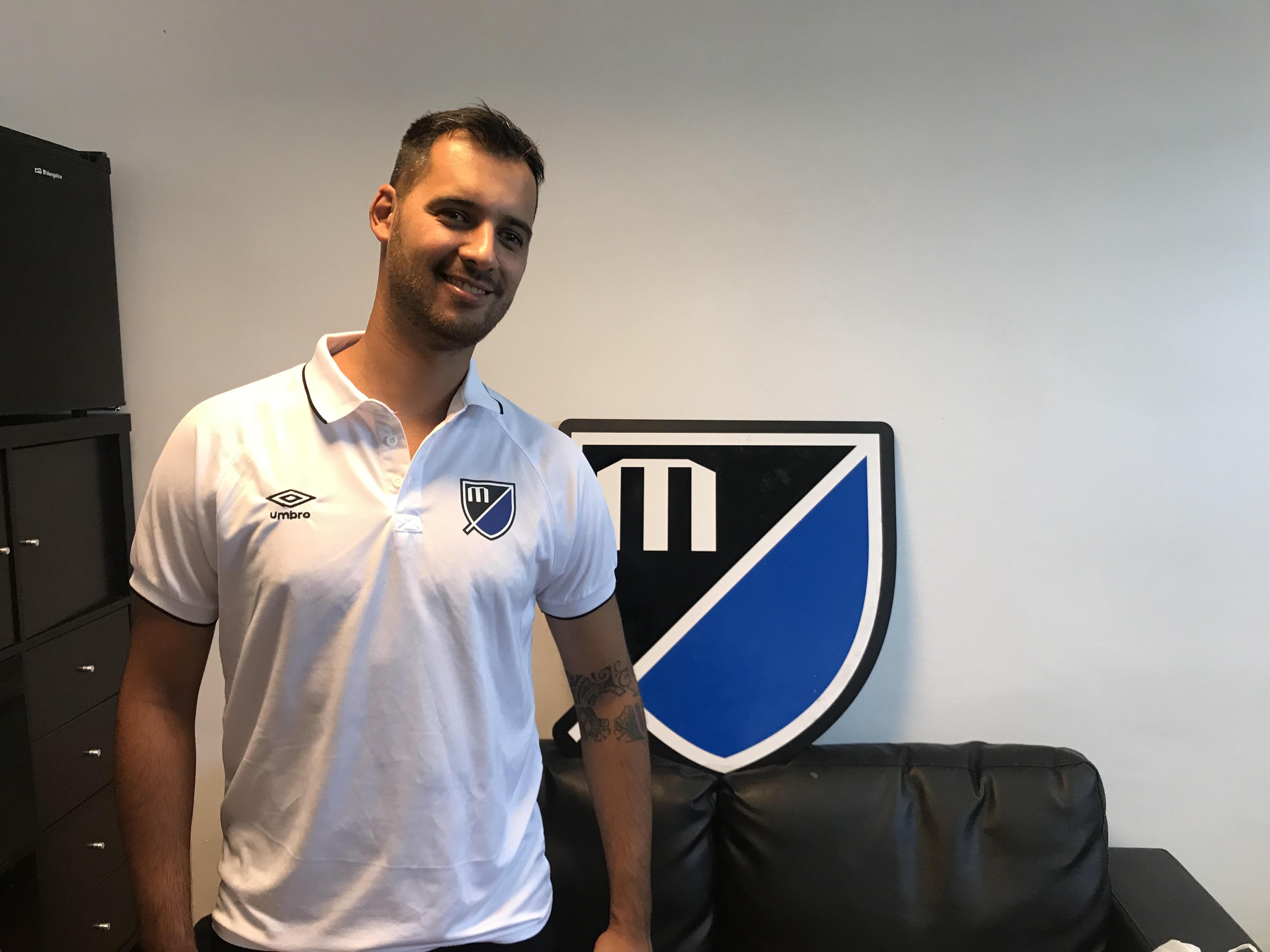 Kike Escudero será el entrenador del Infantil A