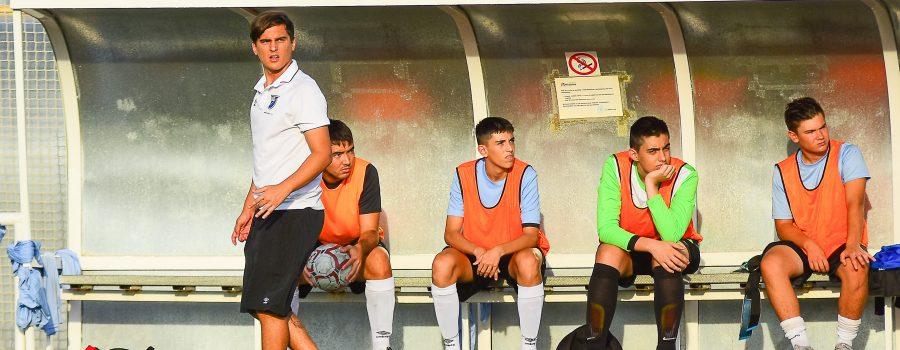 Carlos Freyre: «El Juvenil B es un reto apasionante y enriquecedor»