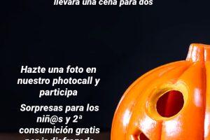 Ven a celebrar Halloween al Donde Siempre con el Móstoles Balompié