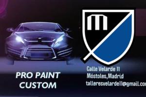 Pro Paint Custom lanza un 10 % de descuento a nuestros simpatizantes