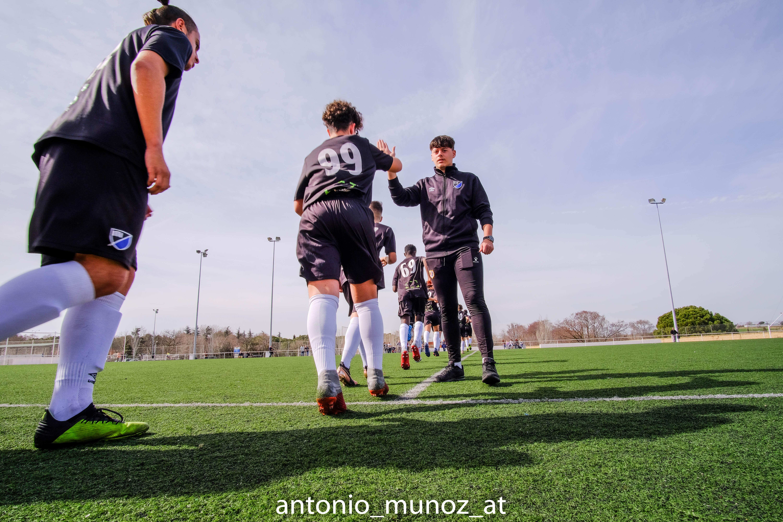 El Móstoles Balompié celebra su torneo final de temporada