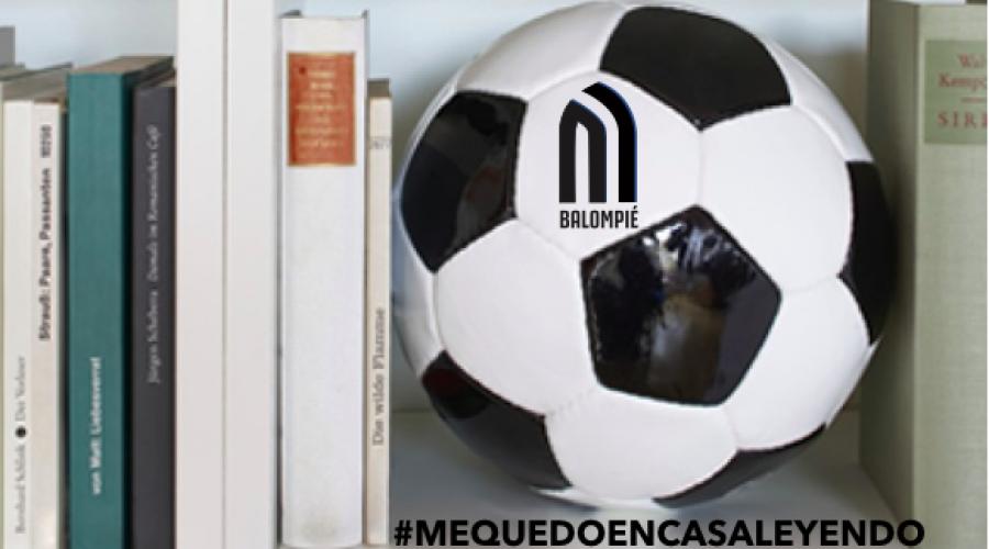 #MeQuedoEnCasaLeyendo, una iniciativa del Móstoles Balompié